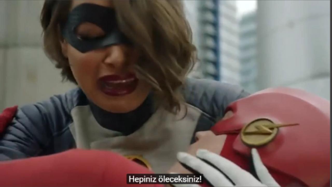 The Flash 5 Sezon 7 Bölüm Fragmanı Türkçe Altyazılı Izlesenecom