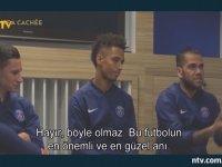 Paris Saint Germain'in Futbolcularına Yaptığı Kamera Şakası