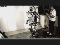 Suralp - Türk Yapımı Hümanoid Robot