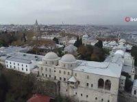 Topkapı Sarayının Havadan Görüntülenmesi