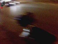 Motorcu ile Tartışan Caddy