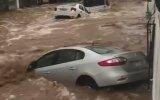 Bodrum'da Sel ve Buna Sinirlenen Dayı
