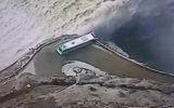 Uçurumda Asılı Kalan Yolcu Otobüsü