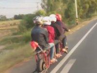 Kırkayak Motosiklet