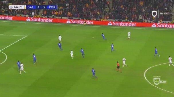 Galatasaray 2-3 Porto (Maç Özeti - 11 Aralık 2018)