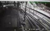 Ankara'daki Tren Kazasının Görüntüleri