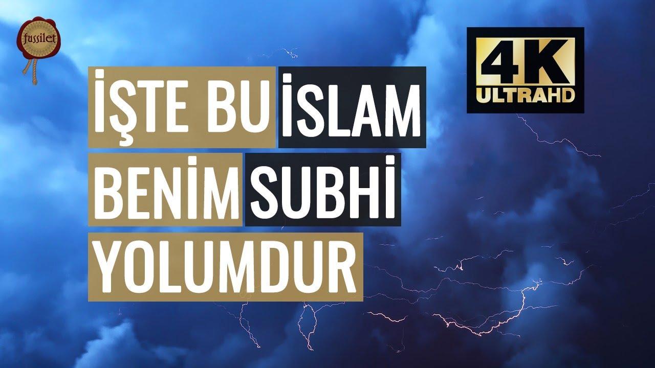 Hala Aklınızı Kullanmayacak mısınız? İslam Subhi Yusuf Suresi | fussilet Kuran Merkezi