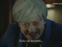 Yüzüklerin Efendisi'ndeki Gollum Karakteri Theresa May