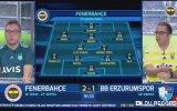 Erzurumspor'un 902'deki Golünde FB TV