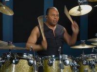 Michael Jakson'ın Davulcusu Jonathan Moffett - Beat It