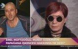 Emel Müftüoğlu  Murat Özdemir Papağanın Boğazını Sıkmıyor