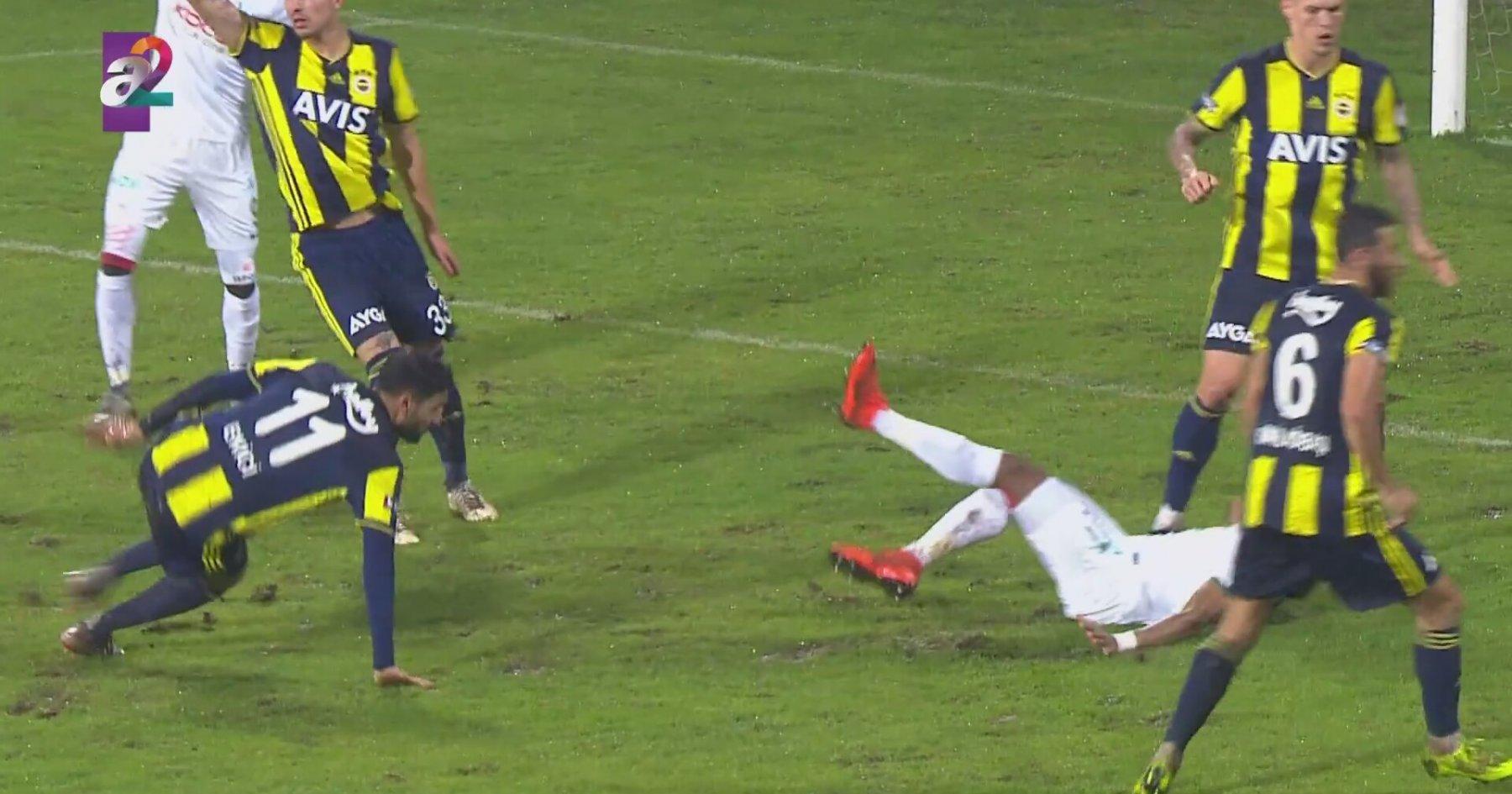 Giresunspor 2-5 Fenerbahçe (Ziraat Türkiye Kupası Maç Özeti 20 Aralık Perşembe)
