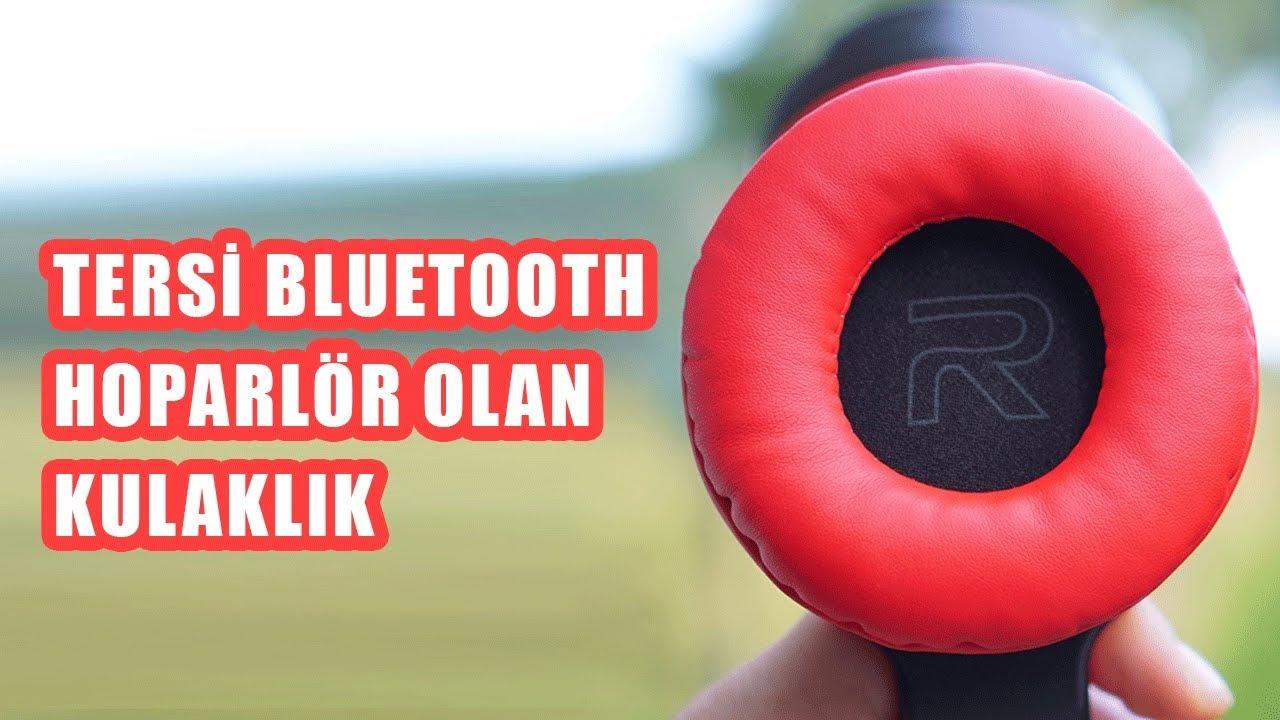 Hem Coşun Hem Coşturun: Ters Çevirince Bluetooth Hoparlöre Dönüşen Kulaklık İncelemesi