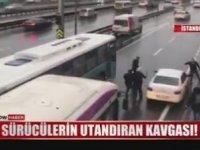 Sürücülerin Kavgası - İstanbul