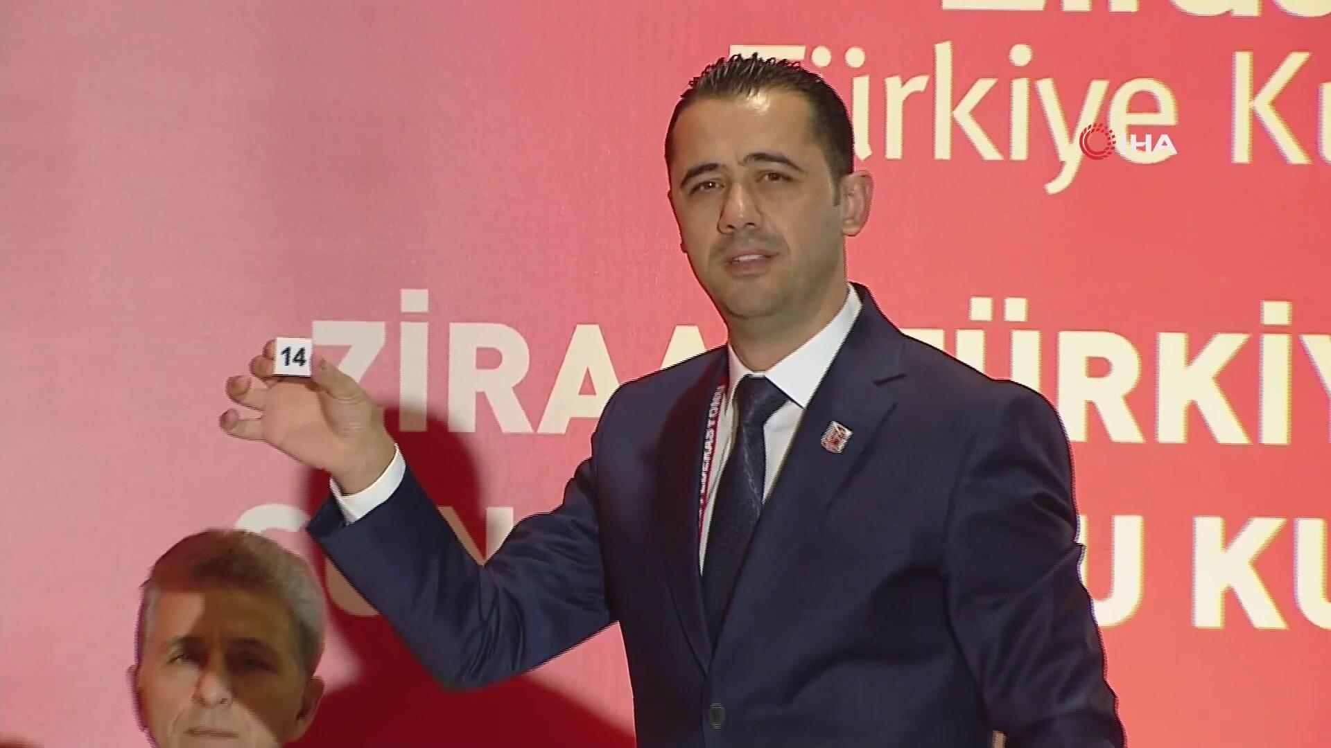 Ziraat Türkiye Kupasında Son 16 Turu Eşleşmeleri Belli Oldu 56