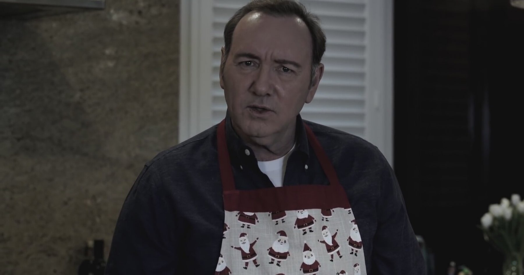 "Kevin Spacey ""Let Me Be Frank"""