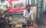 Hindistan Sokak Lezzetleri  Tavuk Kebabı