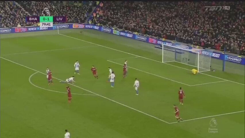 Brighton 0-1 Liverpool (MAÇ ÖZET) 6
