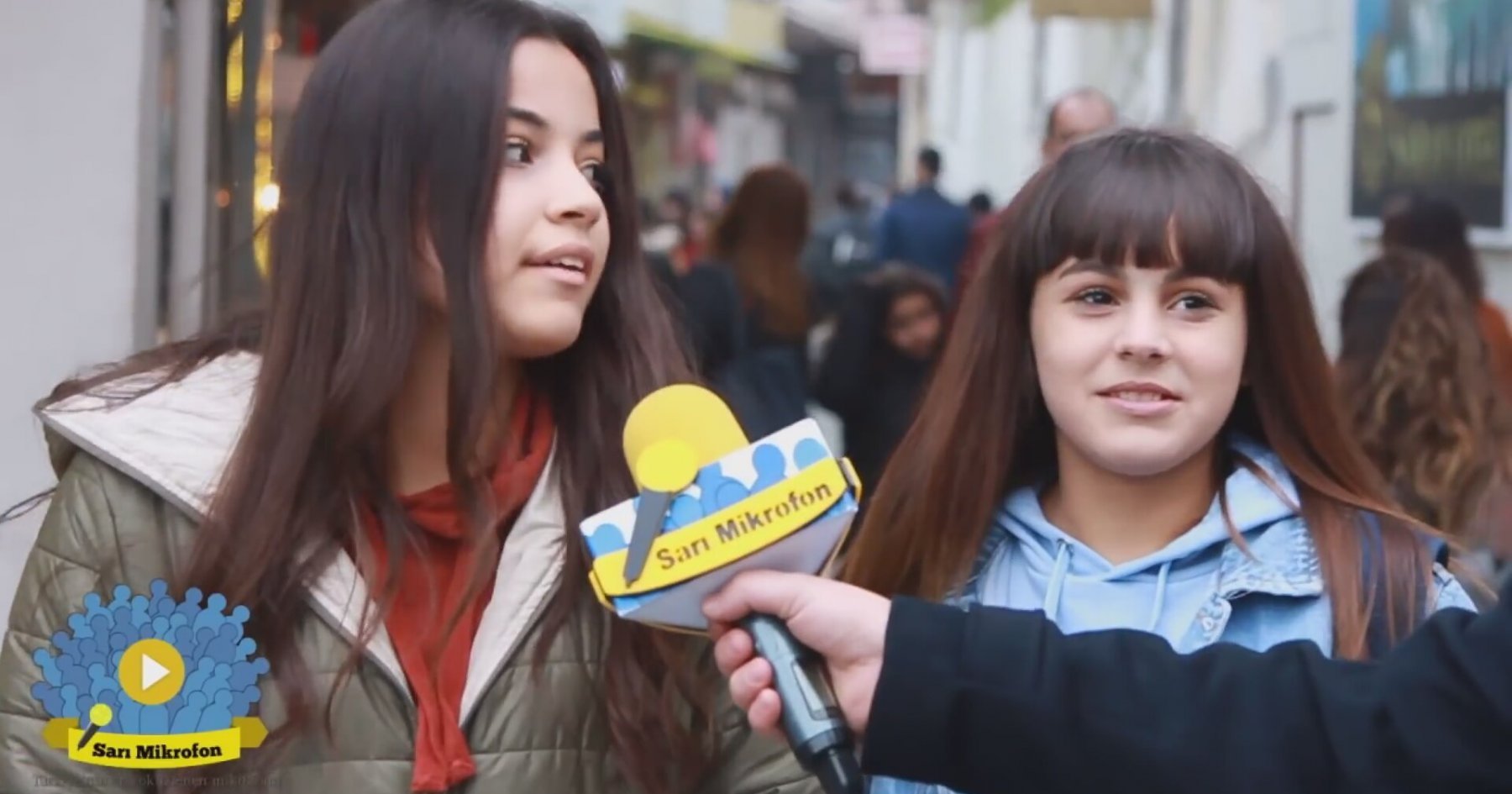 Toplum İçinde Kadınlar Gülemezlermiş - Röportaj