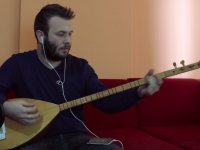 Witcher 3: Wild Hunt Gwent Soundtrack Bağlama Cover