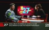 Enes Batur'un Buket Aydın'ın Sorularına Verdiği Cevaplar