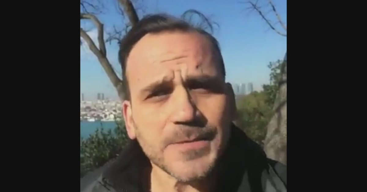 Gürgen Öz'ün Şeyma Subaşı'nı Ti'ye Alması