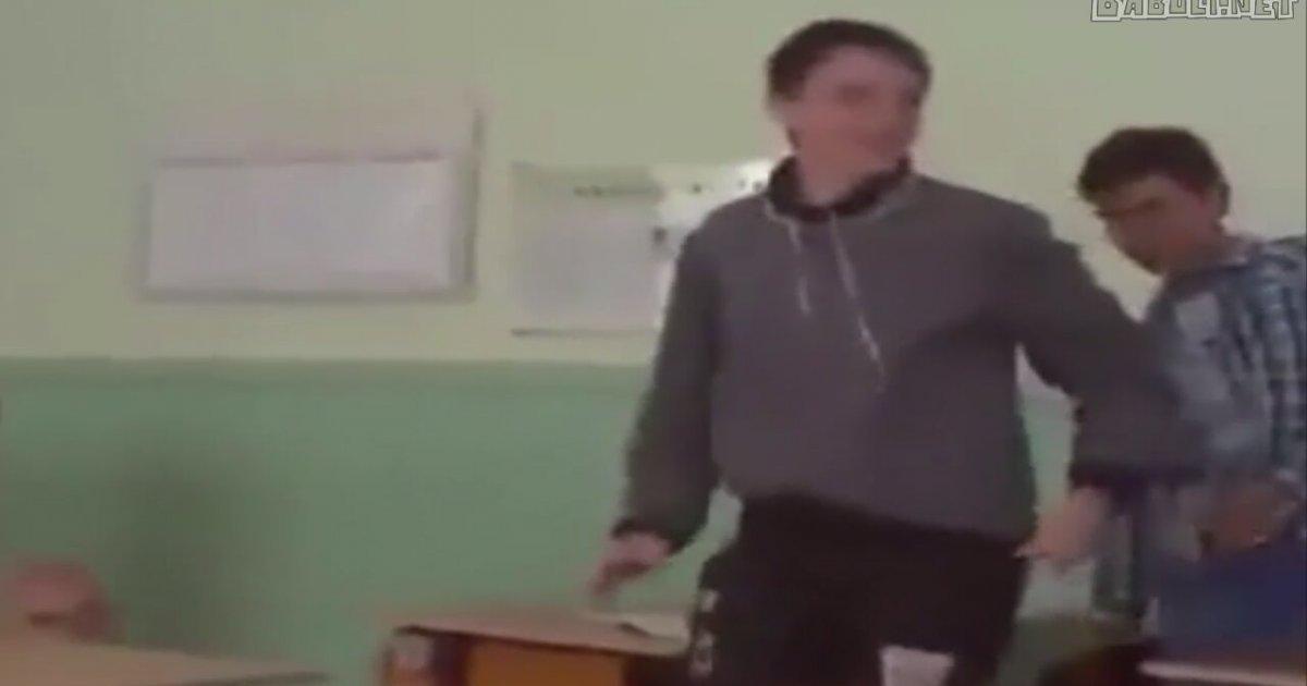 Rusya'daki Samimi Öğretmen-Öğrenci İlişkisi