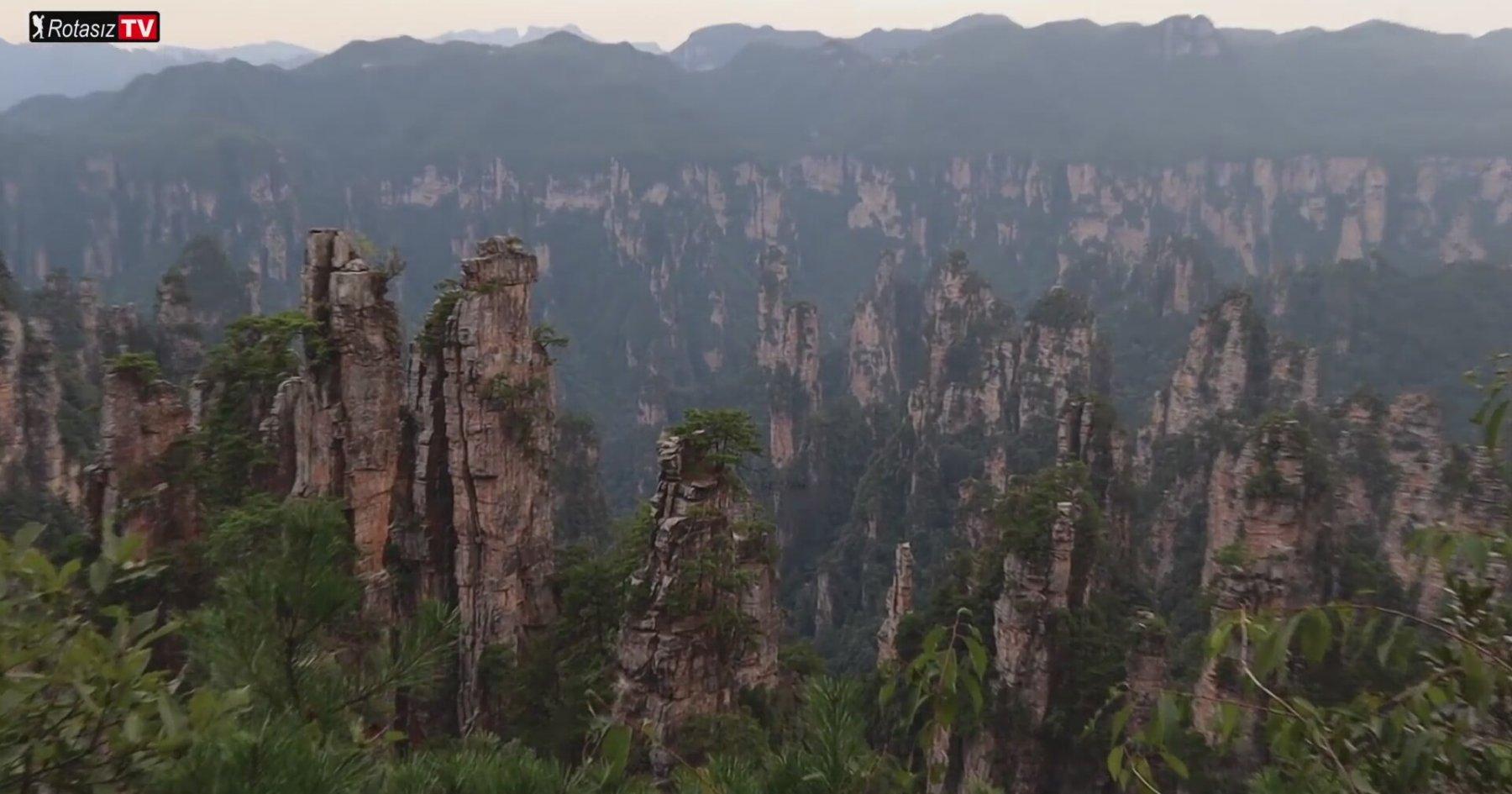 Avatar Filminin Esinlendiği Yer - Çin
