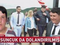 Mehmet Aydın'ın da Dolandırılması