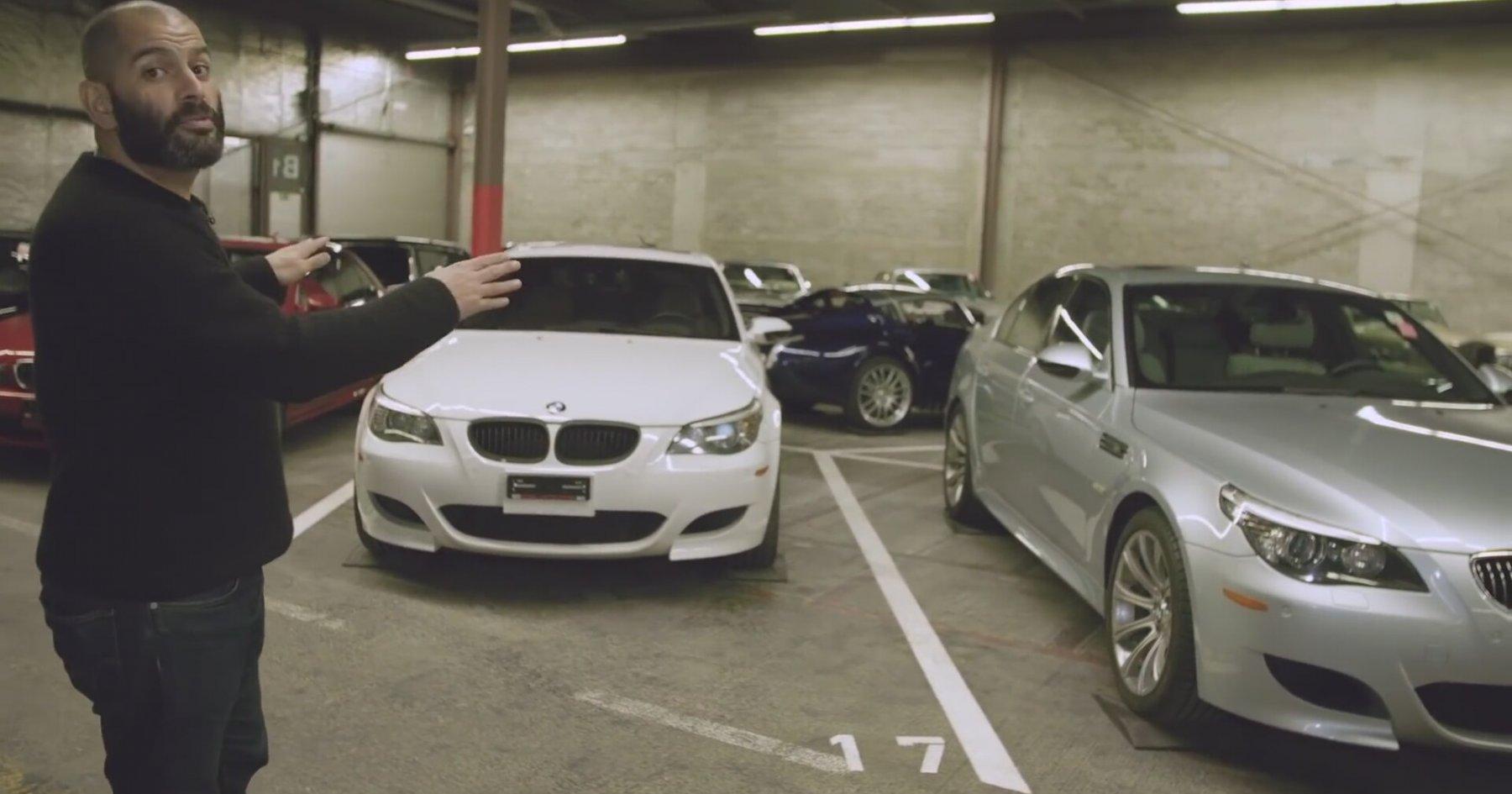 Chris Harris Rüyalar Garajında