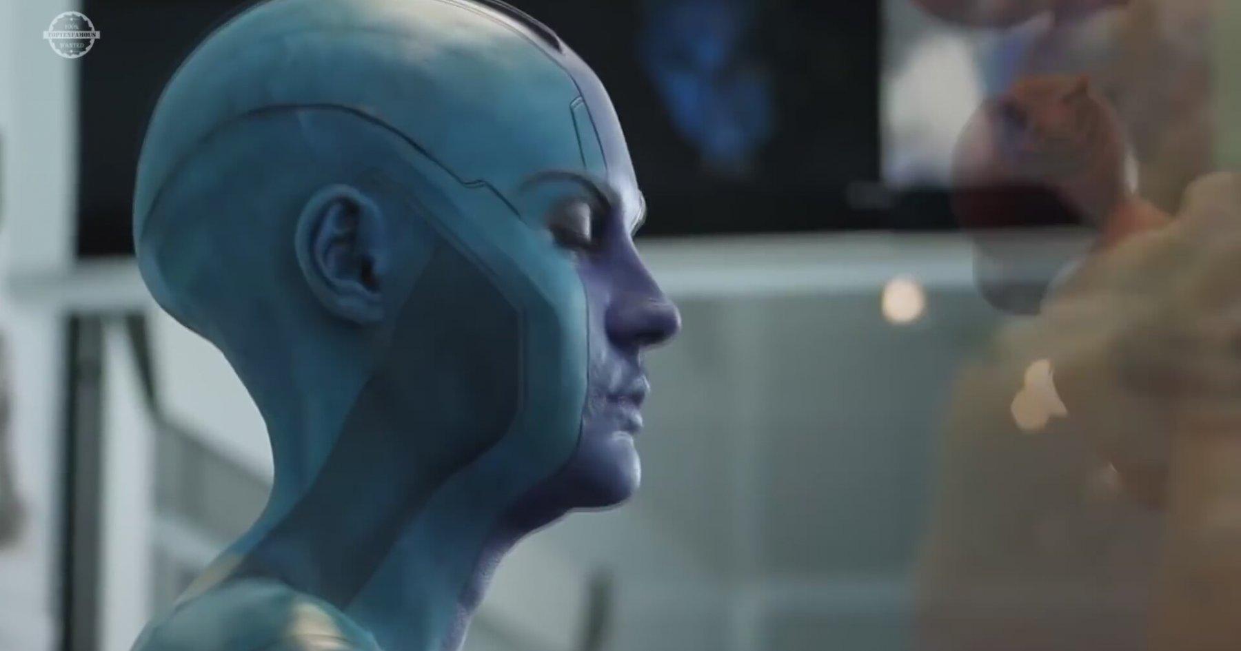 Infinity War Oyuncularına Yapılan İnanılmaz Makyaj
