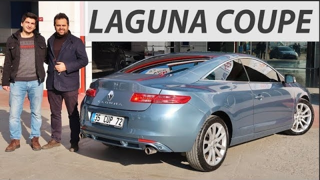 Test - Renault Laguna Coupe