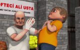 Çiğköfteci Ali Usta Animasyon