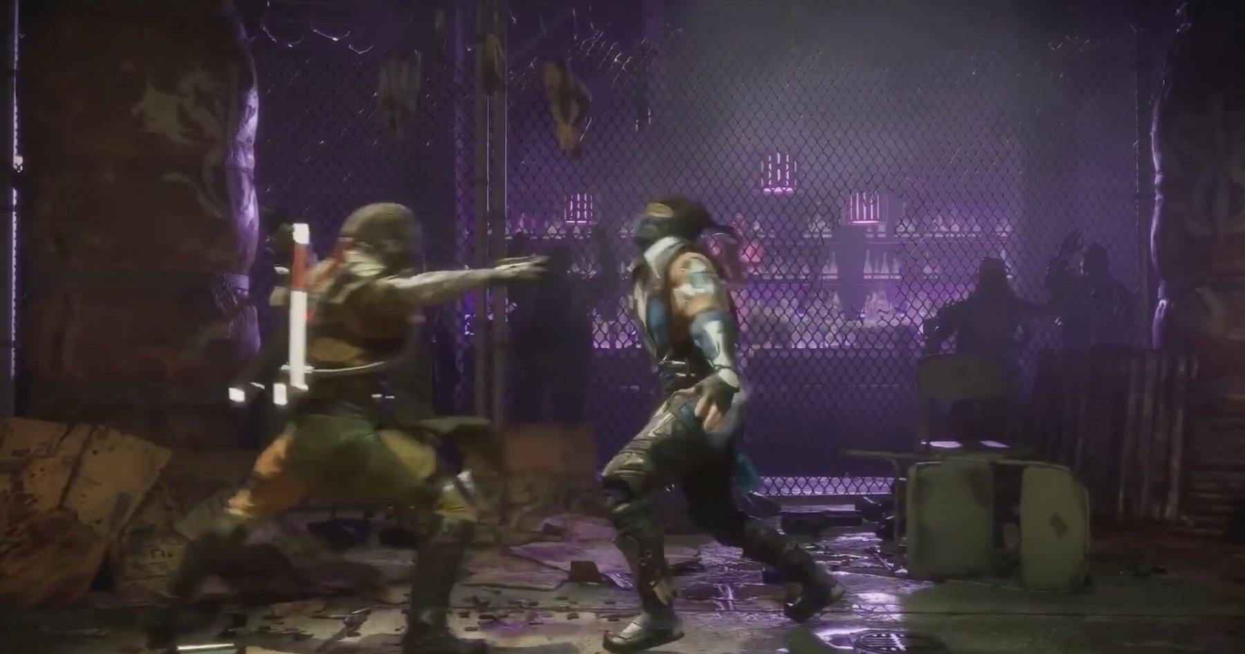 Mortal Kombat 11'de D'Vorah ve Kabal'ın da Yer Alması
