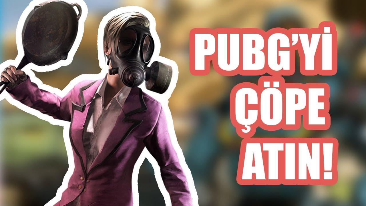 PUBG'yi Çöpe Atın: Yeni Beleş Oyun Apex Legends'ı Oynadık! (PUBG+Fortnite Bir Arada)