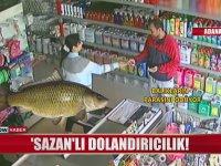 Sazanla Esnaf Dolandırmak (Adana)