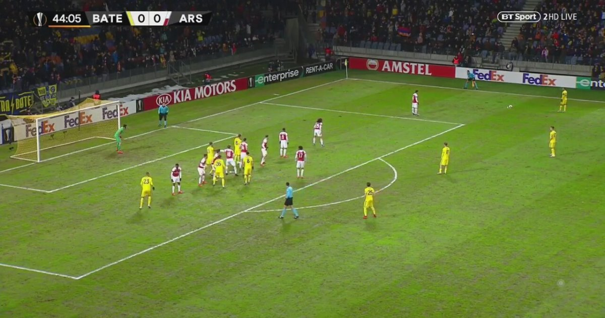 arsenal vs bate - photo #14