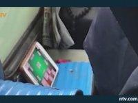 Seyir Halindeyken Okey Oynayan Otobüs Şoförü (Adana)