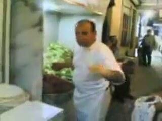 Çiğ Köfteci Ali Ustanın 2006 Yılında Çekilen Görüntüleri