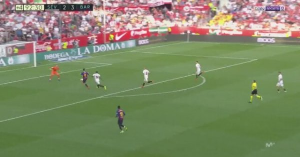 Lionel Messi Kariyerinin 50. Hat-Trick'ini Yaptı