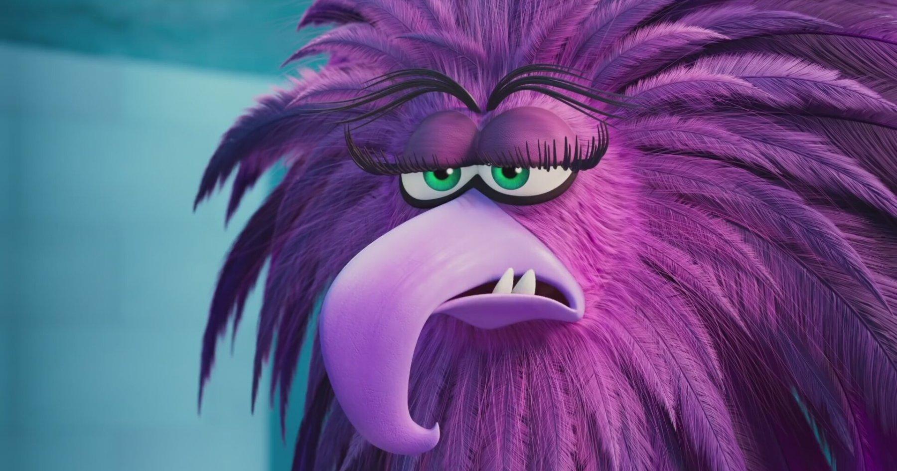 Третий скриншот Angry Birds 2 в кино