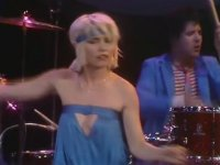 Blondie - Heart of Glass ( Canlı Performans)