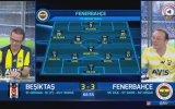 Hasan Ali'nin Golünde Çıldıran FB Tv Sunucuları Beşiktaş 33 Fenerbahçe