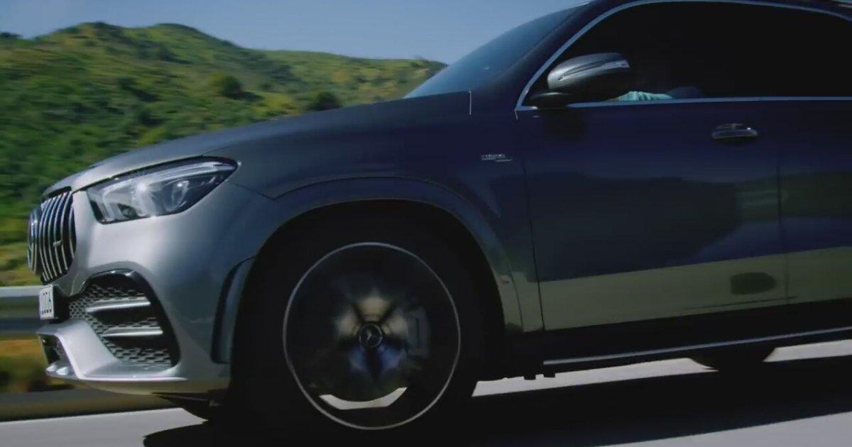 Mercedes-Benz GLE53 AMG 4Matic