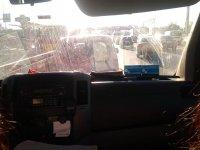 Takipçisine Çok Kızan Ambulans Şoförü