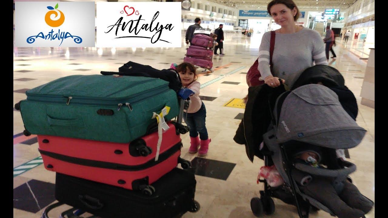 Uçakta Film İzledik. İstanbul Antalya Uçak Yolculuğumuz.antalyamıza Ulaştık