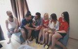 Rusya Öğrenci Evi Baskını  Hayrettin