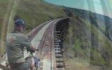 Adrenalin Dolu Demiryolu Bisikleti