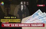 İstanbul'da Evlerin Kapısına Bin Lira Bırakan Gizemli Adamın Görüntülenmesi