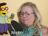 The Simpsons'ın Sesi Nancy Cartwright